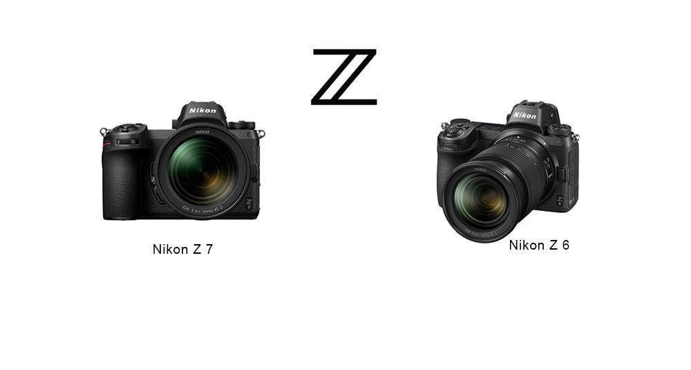 Nikon releases two full-frame mirrorless cameras the Nikon Z 7 and Nikon Z 6